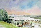 Blick auf Überlingen Bodensee